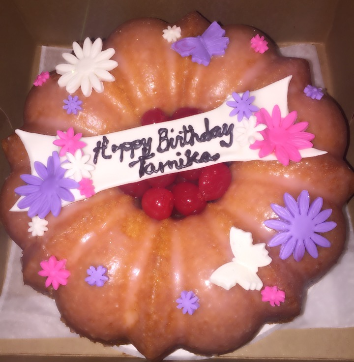 Decorated Bundts