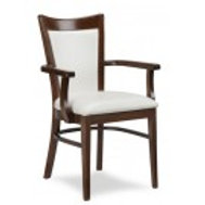 6225 Arm Dining Chair Frame