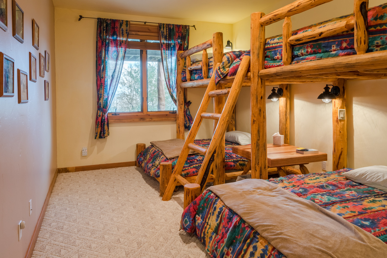 Bunk Bedroom 01