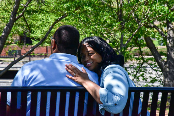 Brown's Island Engagement Photographer