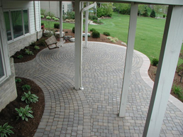Functional Brick Patios For Outdoor Living Spaces