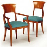 6553 Side Dining Chair Frame