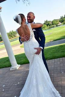 Fun Richmond wedding photographer