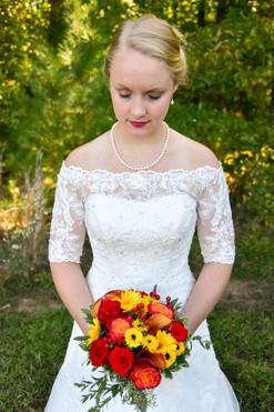 Williamsburg Bridal Portrait Photographer
