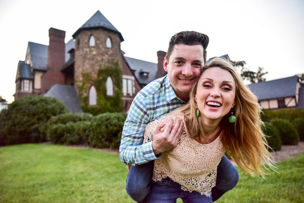 Dover Hall Engagement