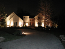 Enjoy Your Landscape At Night With Landscape Lighting