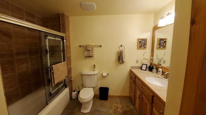 Bear and Games Room Bathroom