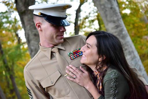 Military Engagement Photographer