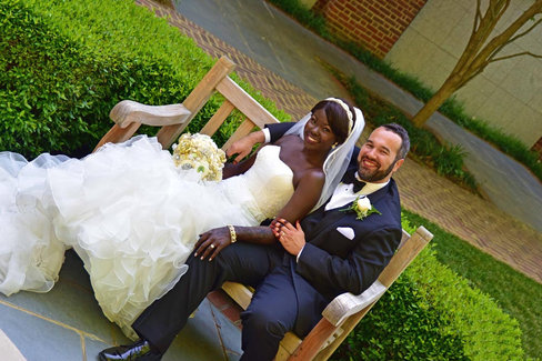 University of Richmond Wedding