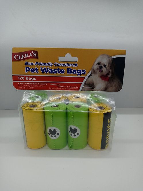 Dog Waste Baggies