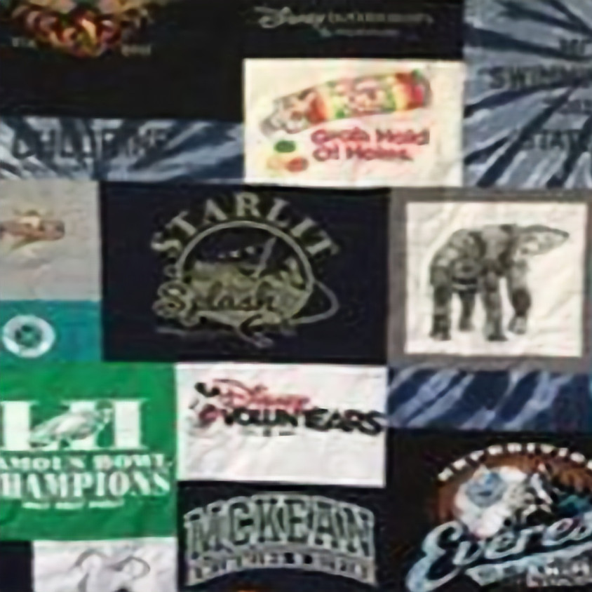 Make Your Own T-Shirt Quilt