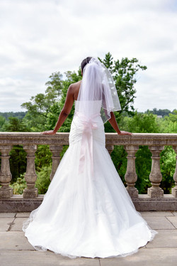 Maymont Bridal Portrait Photographer