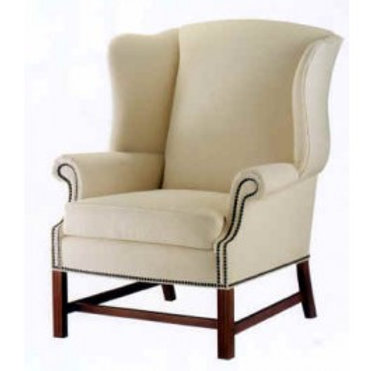 1020 Wing Chair Frame