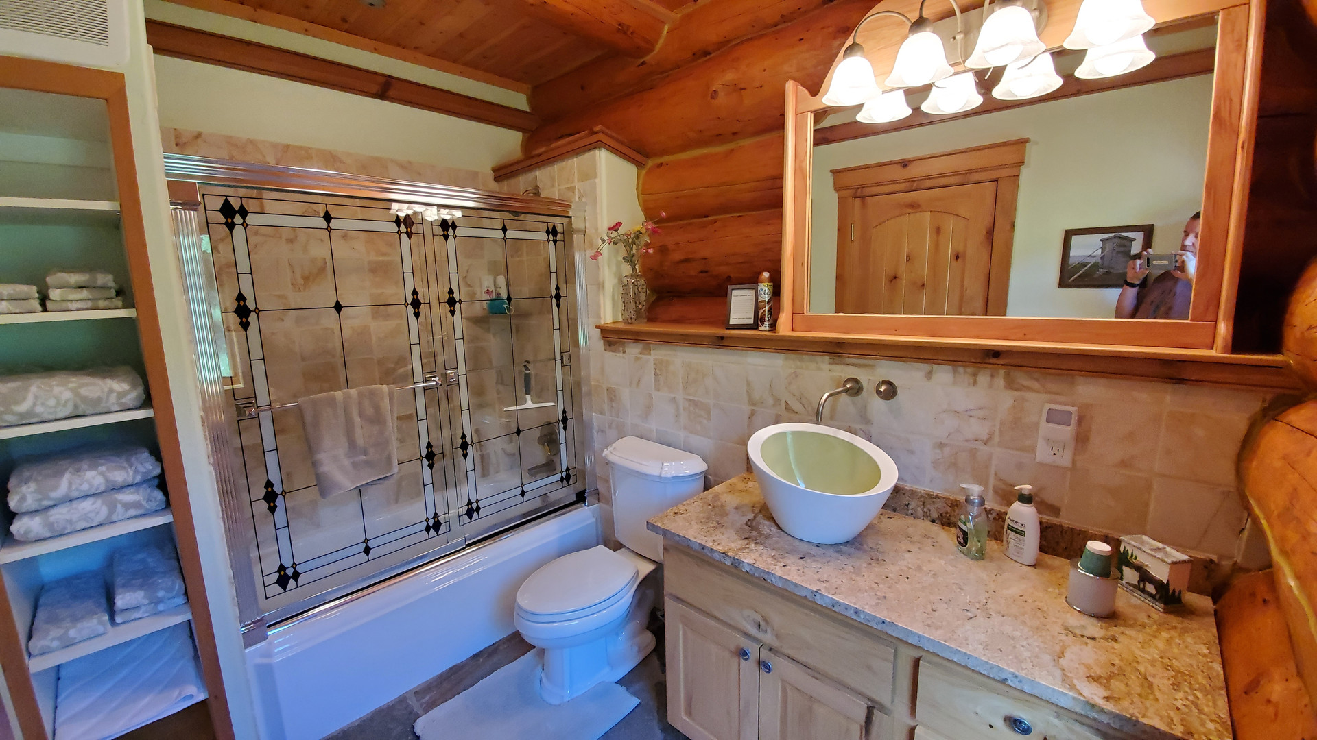 Moose Bathroom