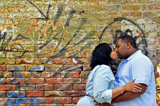 Chesterfield Engagement Photographer