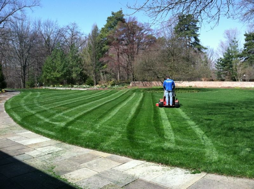 All Terra Landscape Offer Professional Lawn Mowing Services In The Greater Lansing MI Area. Call Us