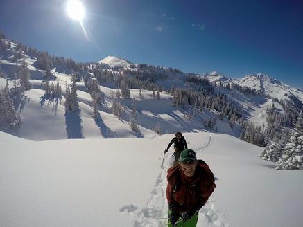 Ski Tour Training