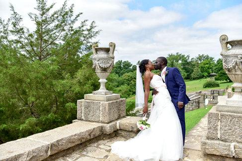 Maymont Wedding