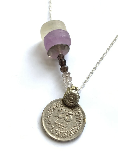 CLARITY (I am lucid) necklace