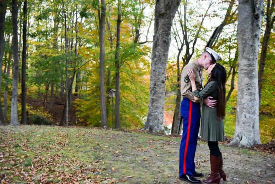 Kingsmill Engagement Photographer