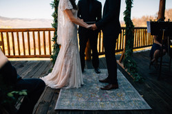 Cabin Wedding 2