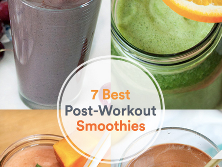 The 7 Best Post-Workout Smoothies for Every Exercise