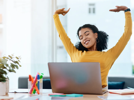 If You Sit For Over 3 Hours A Day, These 11 Stretches Can Loosen You Up