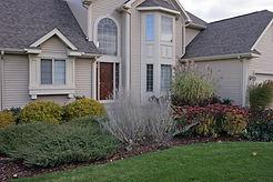 Front Yard Landscape Design By All Terra Landscape