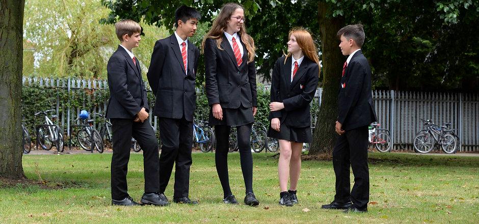 Wilsthorpe Students