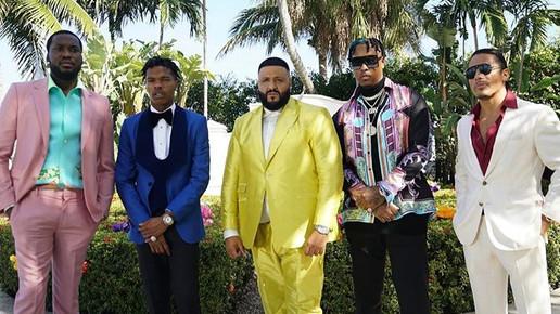 DJ Khaled ft. Meek Mill, Lil Baby, Jeremih, J Balvin - You Stay