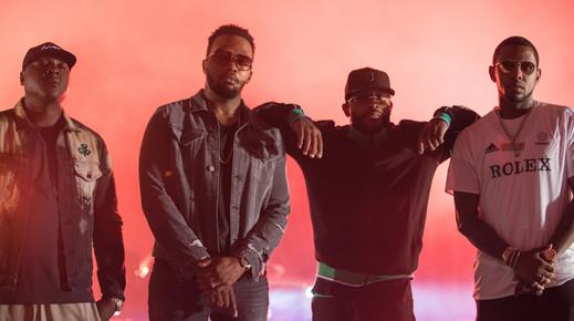 Royce da 5'9, ft. Fabolous, Jadakiss, Pusha T, & Agent Sasco - Summer On Lock