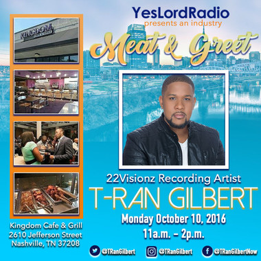 T-RAN | Yes Lord Radio Meat and Greet