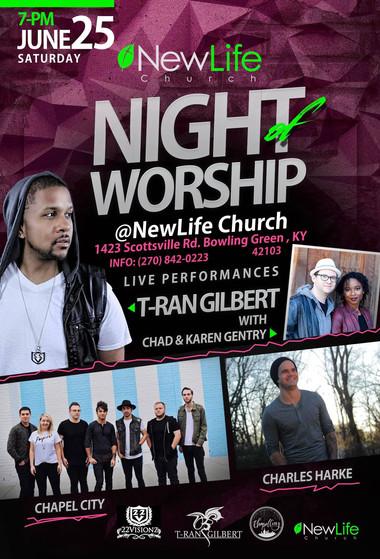 T-RAN | NewLife Church Night of Worship