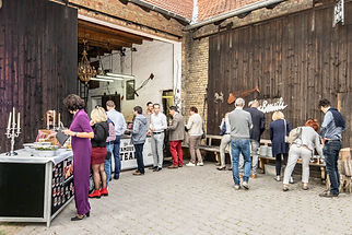 Catering Dedinghausen Atelier T8 Geburtstag