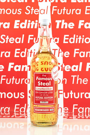 Famous Steal Futura Edition