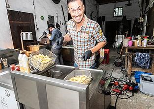 hausgemachte Pommes Frites von Mario Lorek