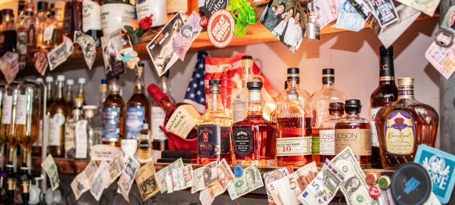 Bourbon Whiskies