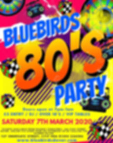 Copy of Back To 80s Flyer - Made with Po