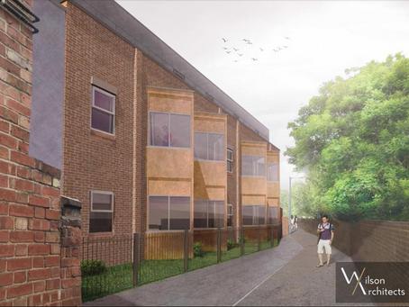 Project update Student Accommodation, Loughborough