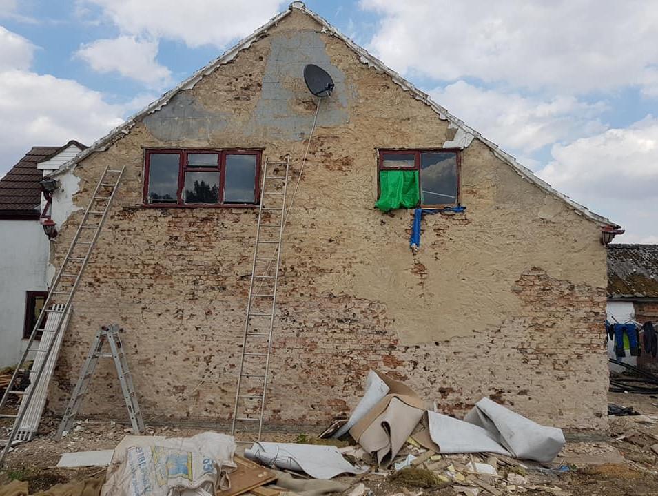 Cottage Renovation, Horncastle