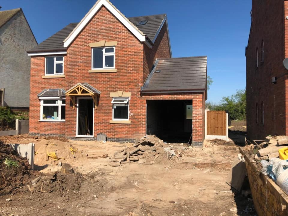 new build hathern