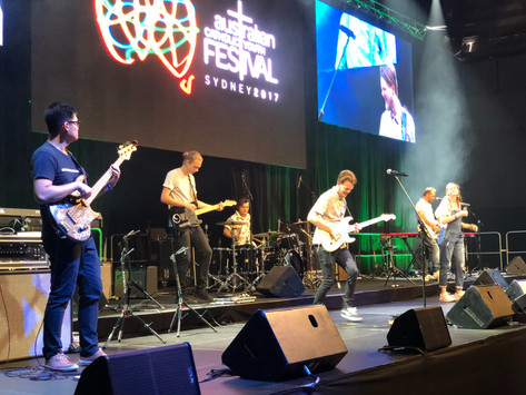Another Faith-filled Journey on Day 2 at ACYF