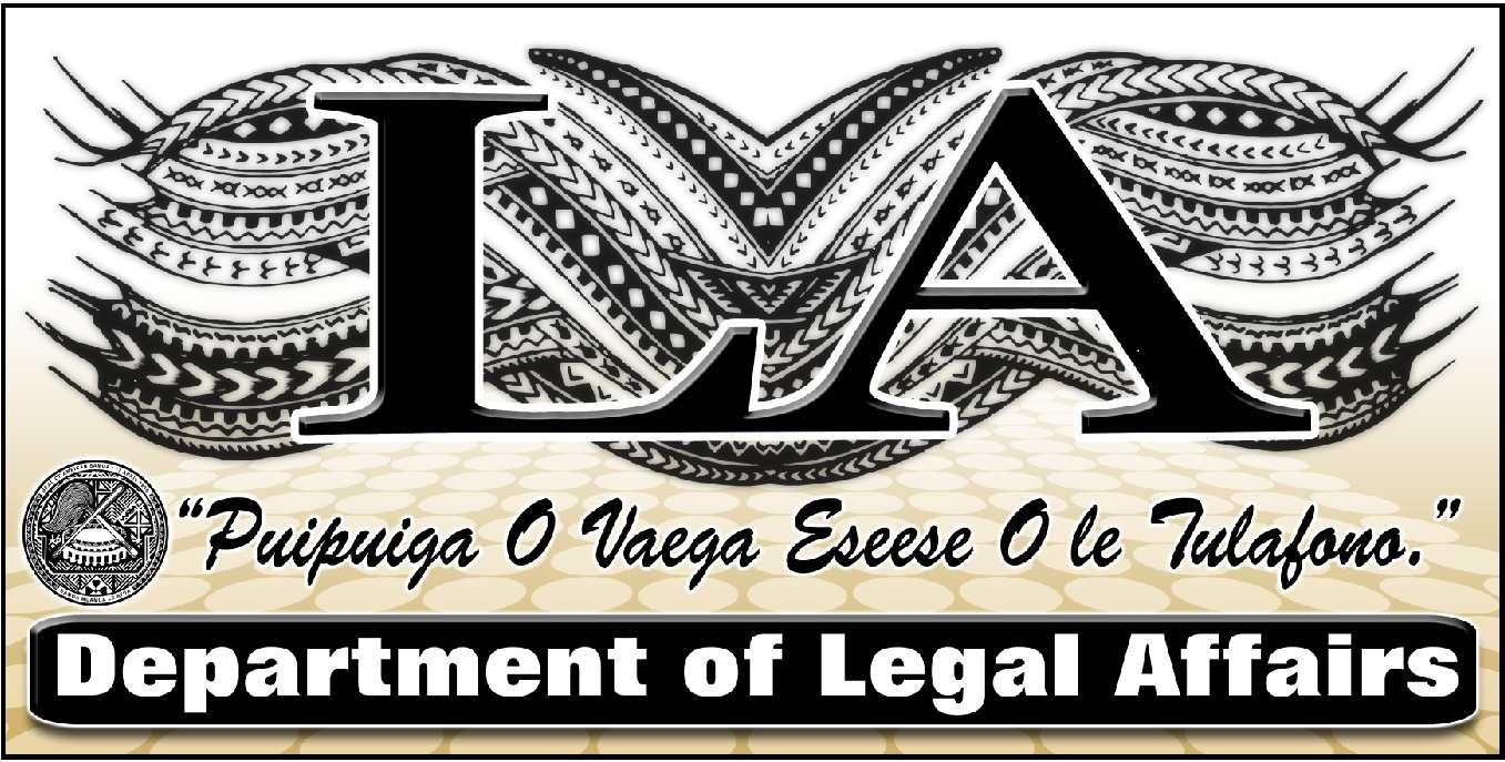 EMPLOYMENT | Office of the Attorney General, American Samoa