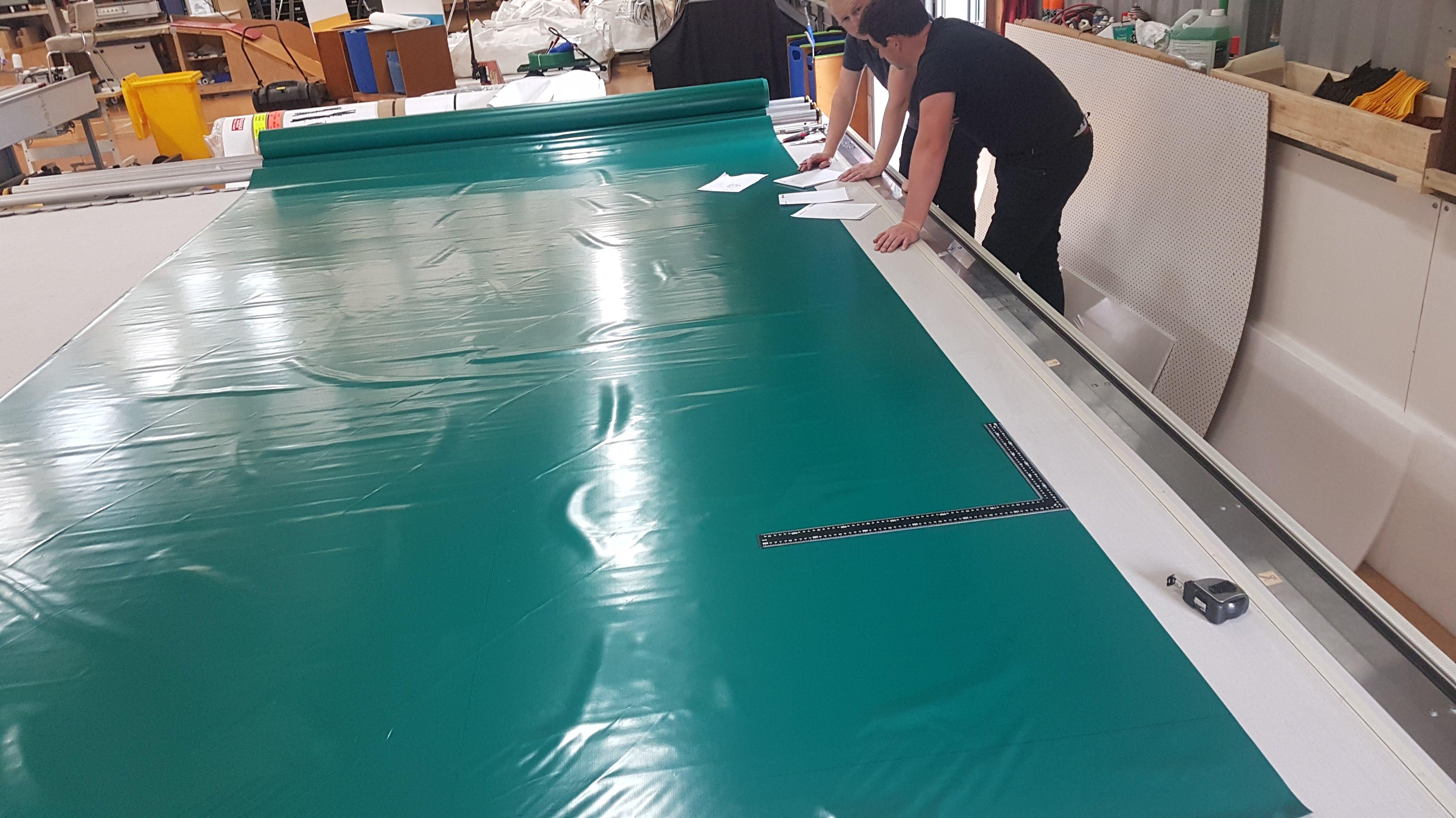 Production of Padding