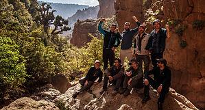 stage survie maroc haut atlas