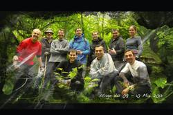survie dans les bois