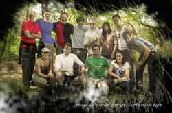 survivre dans la forêt