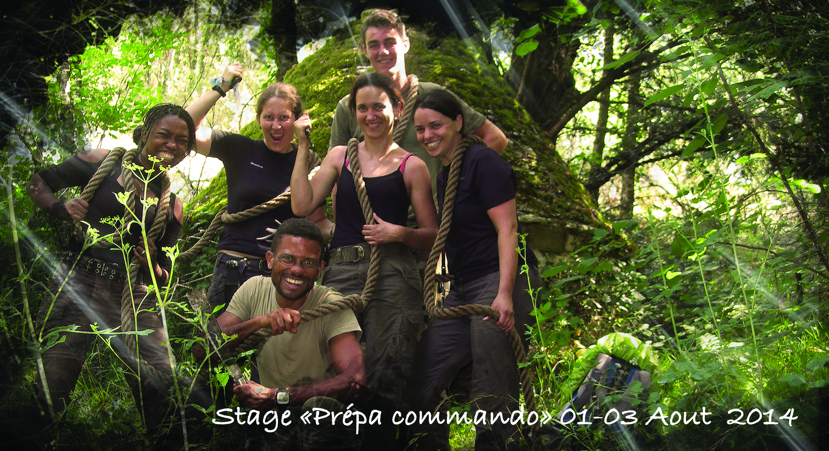 groupe perpa commando 01-03 Aout 2014.jpg