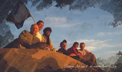 survie dans le désert sahara maroc