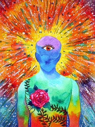 3rd eye rose heart human w color burst.j